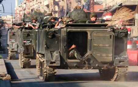 ليلة المعارك الأعنف في طرابلس والجيش اللبناني يمنع اقتحام جبل محسن