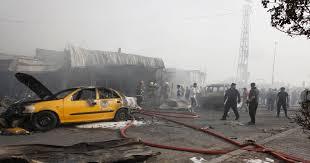 قتلى وجرحى في انفجار سيارة ملغومة شرقي العاصمة بغداد