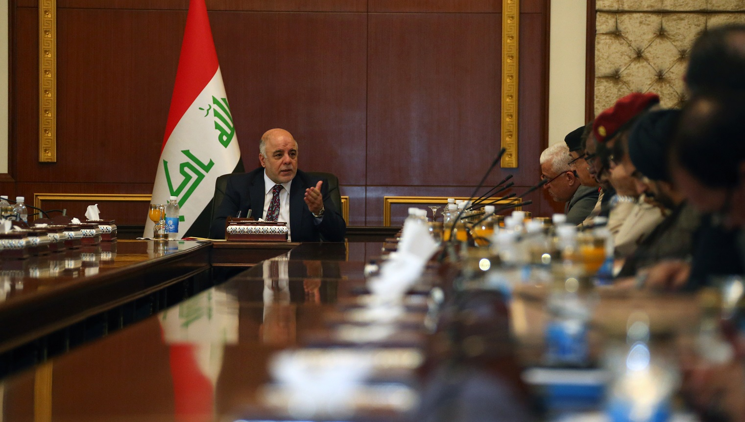 Learn the details of the meeting of Abadi with the Basra ...