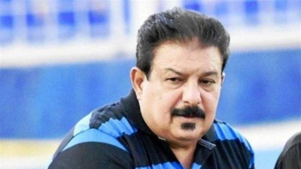 """بعد تدهور الحالة الصحية لنجم الكرة """"ناظم شاكر أبو غزالة"""" الكاظمي يوجه فريقا طبيا لمتابعته"""