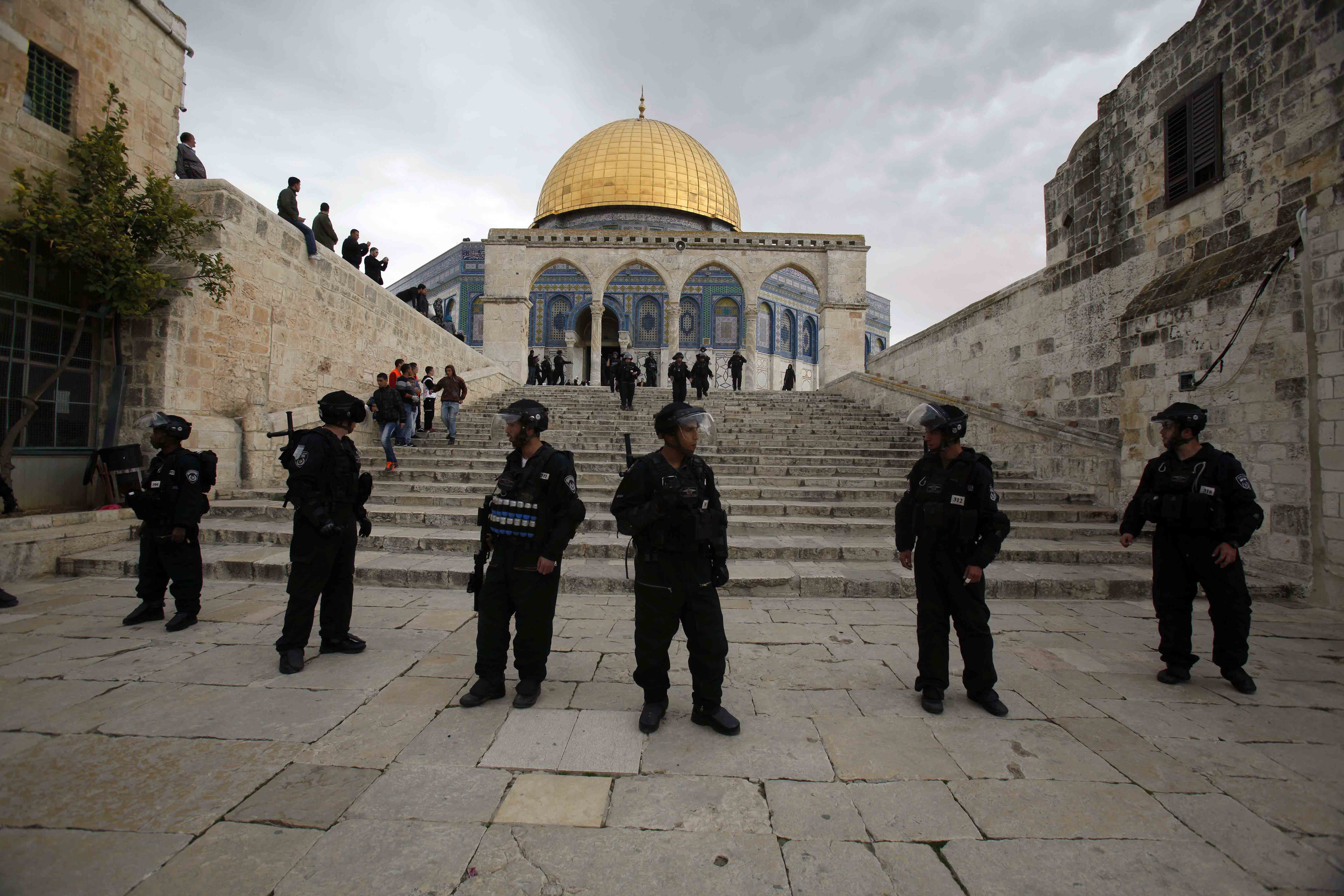 تعرف على العاصمة بديلة القدس ؟