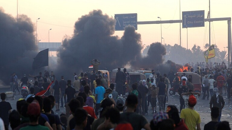 UN: Serious human rights violations and abuses during the demonstrations in Iraq Image