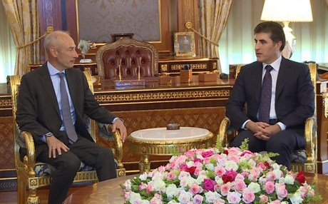 Nechervan Barzani: Iraq's stability is important to the region Image