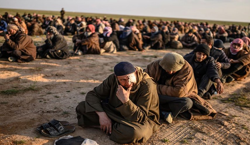 عبد المهدي يوجه دعوة لسفراء الدول الأوروبية لعقد اجتماع عاجل بشأن سجناء داعش بسوريا