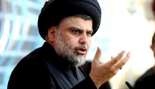 زعيم التيار الصدري: نلرفض تدخل الجانب الإيراني والامريكي في تشكيل الحكومة العراقية المقبلة