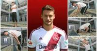 """اللاعب الألماني """"داني بلوم """" يشهر اسلامه ويؤكد ان دينه الجديد يمنحه الأمل"""
