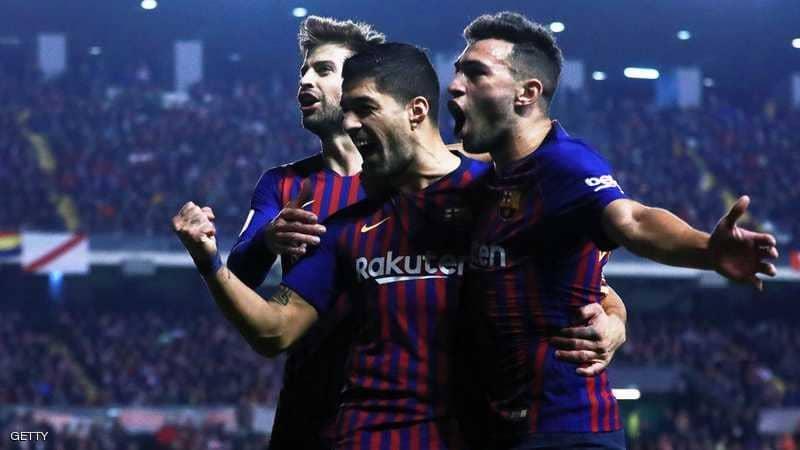 """أغرب صفقة.. برشلونة على بُعد خطوة من مهاجم """"في نهاية مشواره"""""""