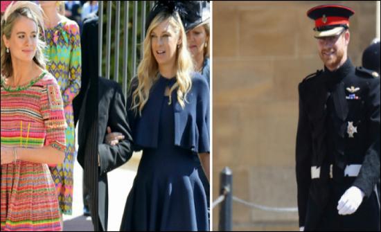 لماذا دعا الأمير هاري حبيبتيه السابقتين لحضور زفافه !!!!؟