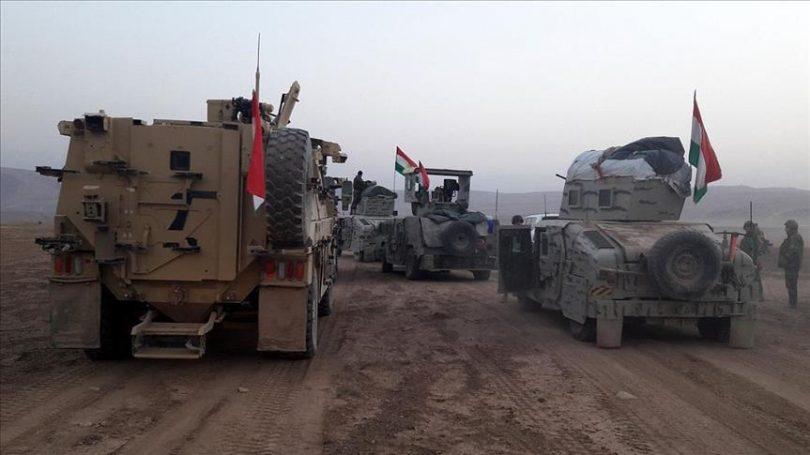 """العثور على معسكر """"أبوطلحة المرعاوي"""" التابع لتنظيم """"داعش"""" جنوب غرب الرمادي"""