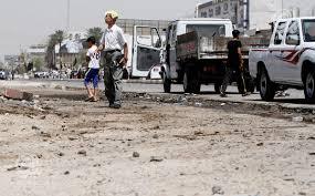 مقتل مدني بانفجار عبوة ناسفة في ديالى