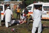 مقتل 7 اشخاص واصابة أكثر من 20 بتفجير في باكستان