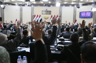 A source familiar - Parliament voted unanimously on government reform paper items