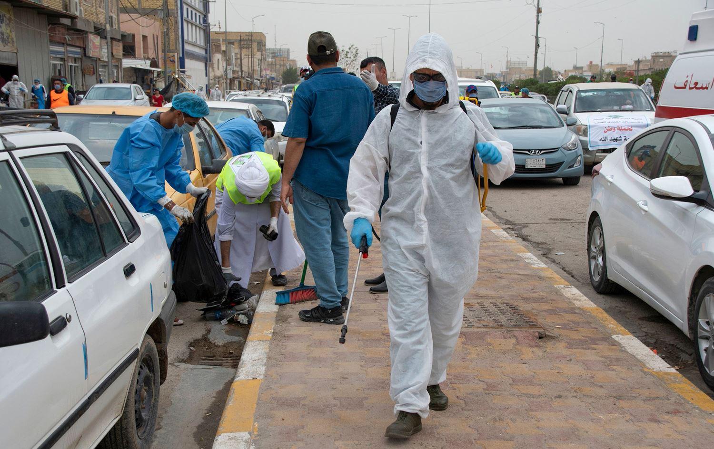 تسجيل 8 إصابات جديدة بفيروس كورونا في البصرة