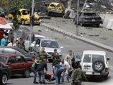 مقتل 3 أشخاص بتفجير انتحاري في حي ركن الدين بدمشق