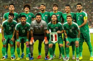 وزير الشباب والرياضة يوجه رسالة الى اسود الرافدين قبل موقعة ايران
