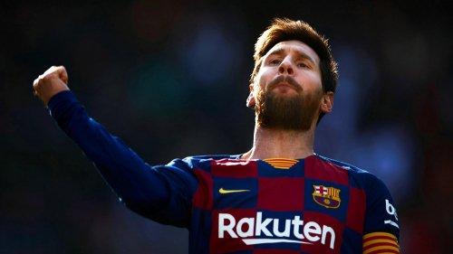 انفوغرافيك .. ميسي سيصبح اكثر لاعب يشارك في مباراة الكلاسيكو الاسباني