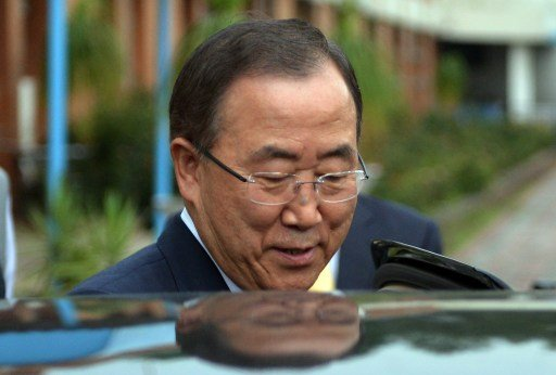بان كي مون إلى الشرق الأوسط لدعم المفاوضات الفلسطينية الإسرائيلية