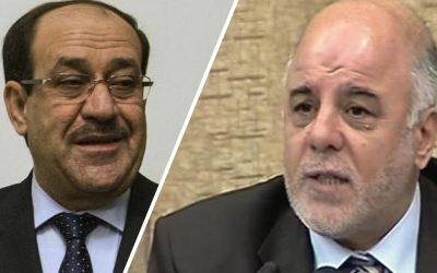 Abadi gives al-Maliki 48 hours to evacuated offices and headquarters own Bmsbh