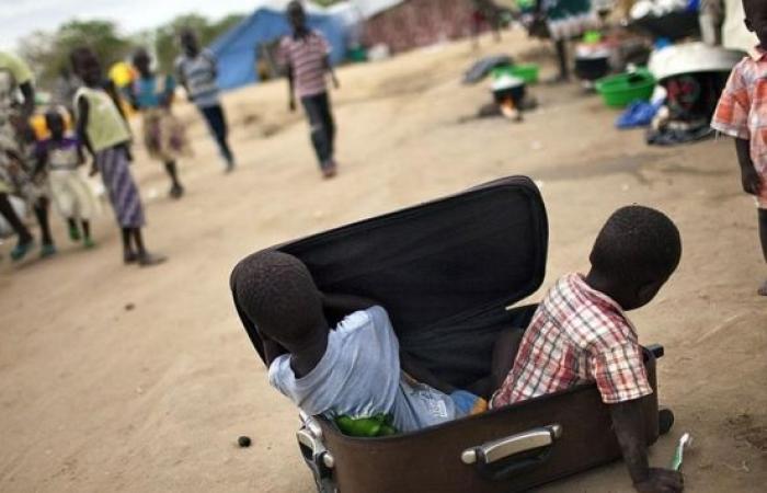 عدد الأطفال اللاجئين فى العالم يزداد بنحو 5 أضعاف فى الفترة من عام 2010 حتى عام 2016
