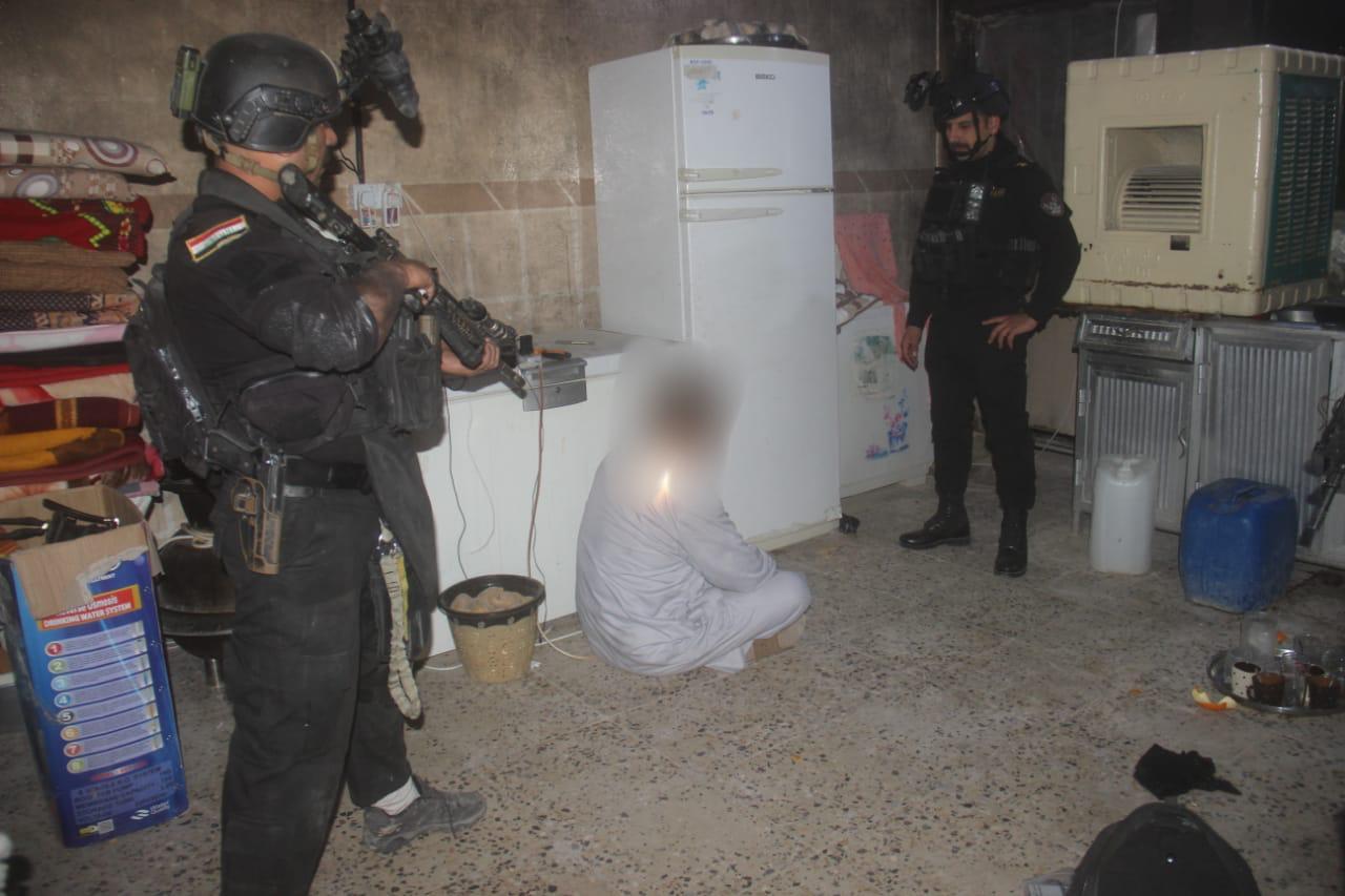 الناطق باسم الكاظمي يعلن اعتقال إرهابيين اثنين في الفلوجة