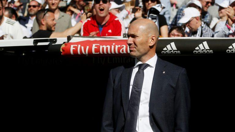 9 نجوم في ريال مدريد يخضعون لاختبارات زيدان