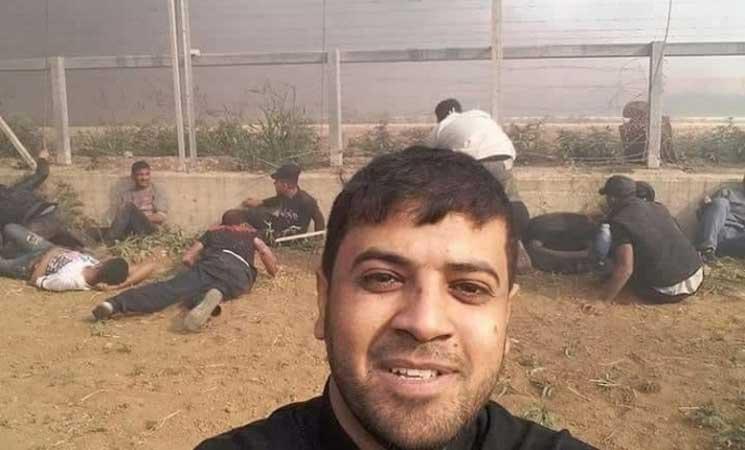 استشهاد فلسطيني أصيب برصاص جيش الاحتلال في غزة