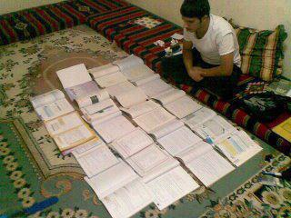 كيف تقنع اهلك انك تدرس