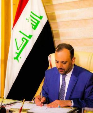 الياسري يعلن عن رد المحاكم الكويتية لدعوى شركة العقيلة بخصوص مطار النجف الدولي
