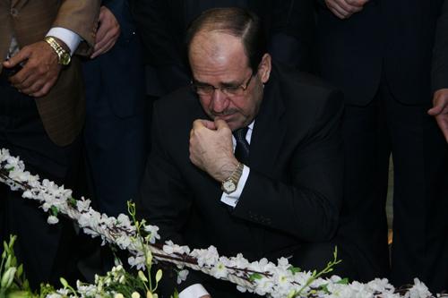 2014 - In a farewell Maliki unanimously