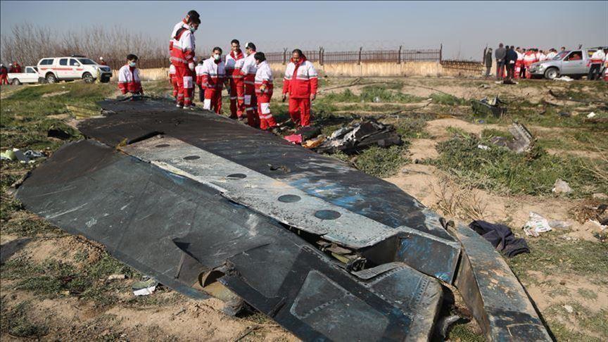 ايران تعلن اعتقال عدد من المتورطين في حادث الطائرة الأوكرانية