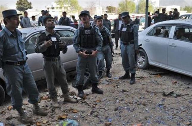 """مقتل 5 من أفراد الشرطة جراء هجوم شنته جماعة """"طالبان"""""""