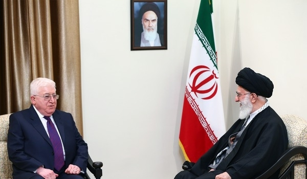 Infallible reveals preliminary agreement with Tehran to cancel the visa