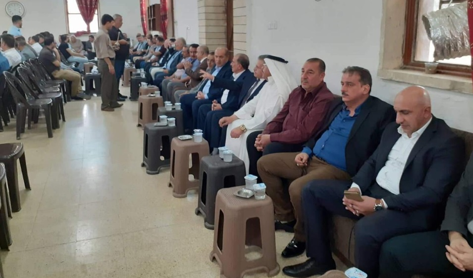 حزب الحل يؤكد على ضرورة ديمومة التواصل مع العوائل الموصلية