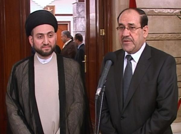 State of Law nominate al-Maliki to compete for the presidency of the wise National Alliance