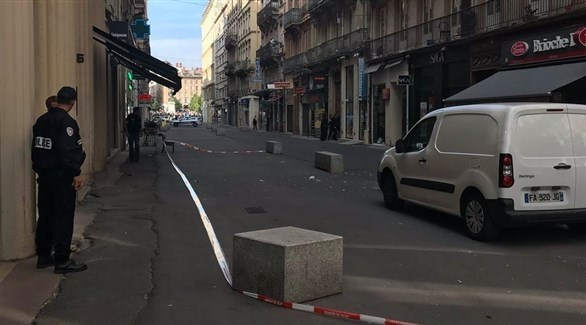 إصابة 13 شخصاً بانفجار طرد مفخّخ في ليون الفرنسية