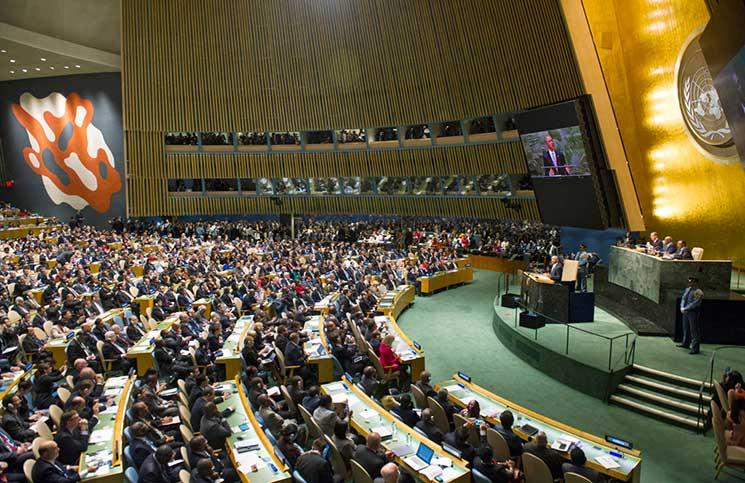 الكويت تدرس طرح مشروع قرارها بشأن فلسطين أمام الأمم المتحدة