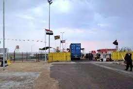 ضبط 180 عجلة صالون في منفذ سفوان الحدودي في محافظة البصرة