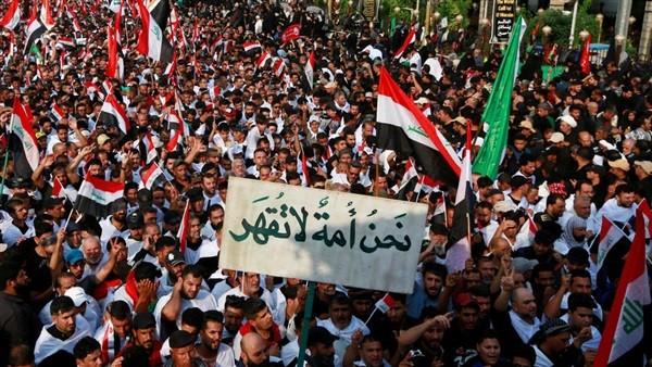 شُبر: ثورة تشرين 2020 يجب ان تتحول لمشروع سياسي يحقق مطالب الشعب