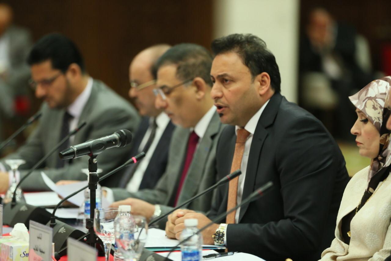 الكعبي: قانون جرائم المعلوماتية سيخلق توازن بين امن المواطن وحريته وامن الدولة