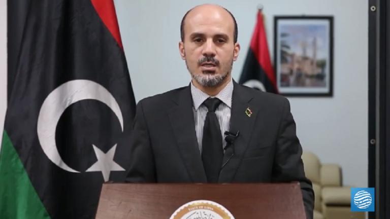 عضو المجلس الرئاسي الليبي: الشرعية التي نستند إليها ليست مرتبطة بأي شخص مهما كان منصبه