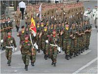 بروكسل تمدد مشاركتها الجوية في العراق الى نهاية حزيران وترسل 50 عسكرياً إرضياً