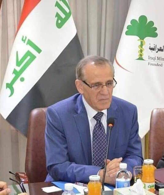 وزير الصحة يتوجه الى النجف لمعرفة أسباب رفض إستقبال الطفلة  رفيف بمستشفى الصدر