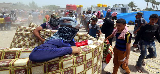 UNICEF - the humanitarian crisis in Iraq the most volatile and complex in the world