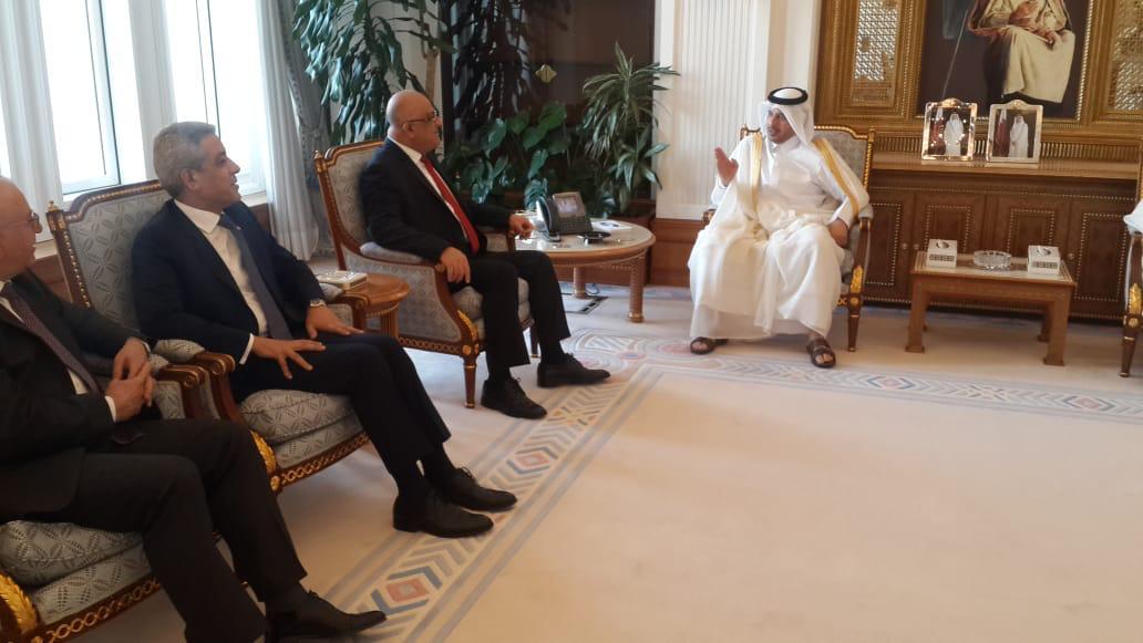 العراق وقطر يتفقان على 14 بندا للتعاون التجاري