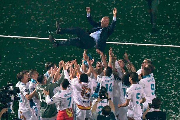يوفنتوس يسعى لخطف صانع النجاح الأوروبي لريال مدريد