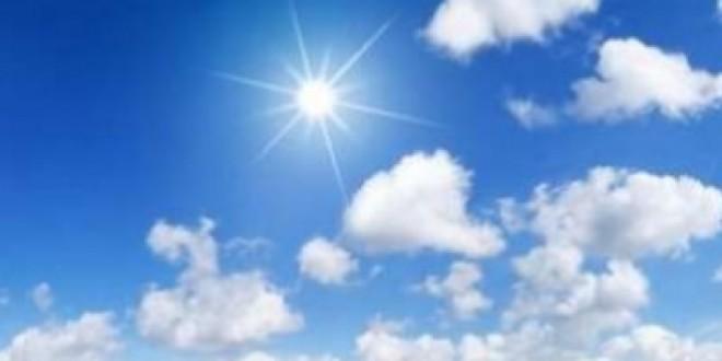 توقعات الأنواء الجوية لحالة الطقس حتي الخميس