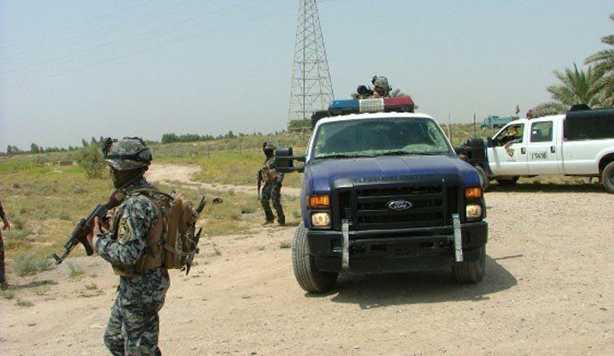 شرطة ديالى تكشف عن عمليات نوعية لاستهداف الدواعش في محيط المحافظة