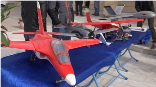 جامعة كربلاء تصنع طائرات مسيرة من دون طيار بتقنيات حديثة