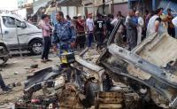 انفجاران يهزان بغداد ويوقعان 17 قتيلان وجريحا