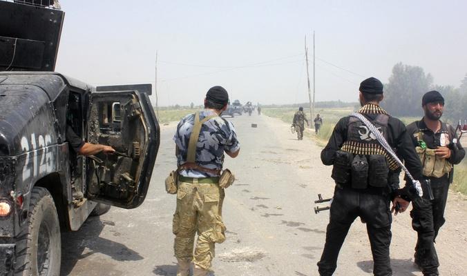 القوات الأمنية تحبط تسلل لداعش جنوبي الموصل